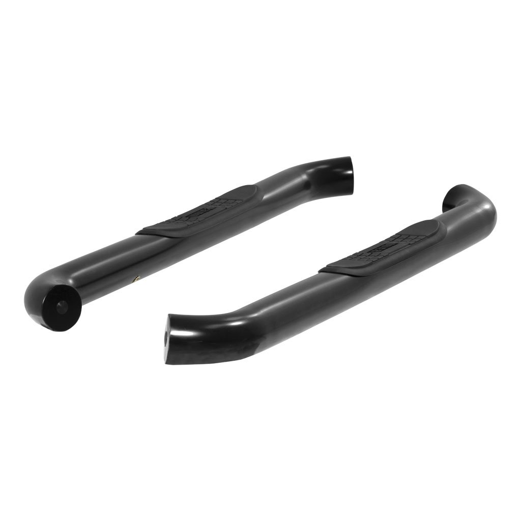 Aries Automotive 3 Quot Round Side Bars