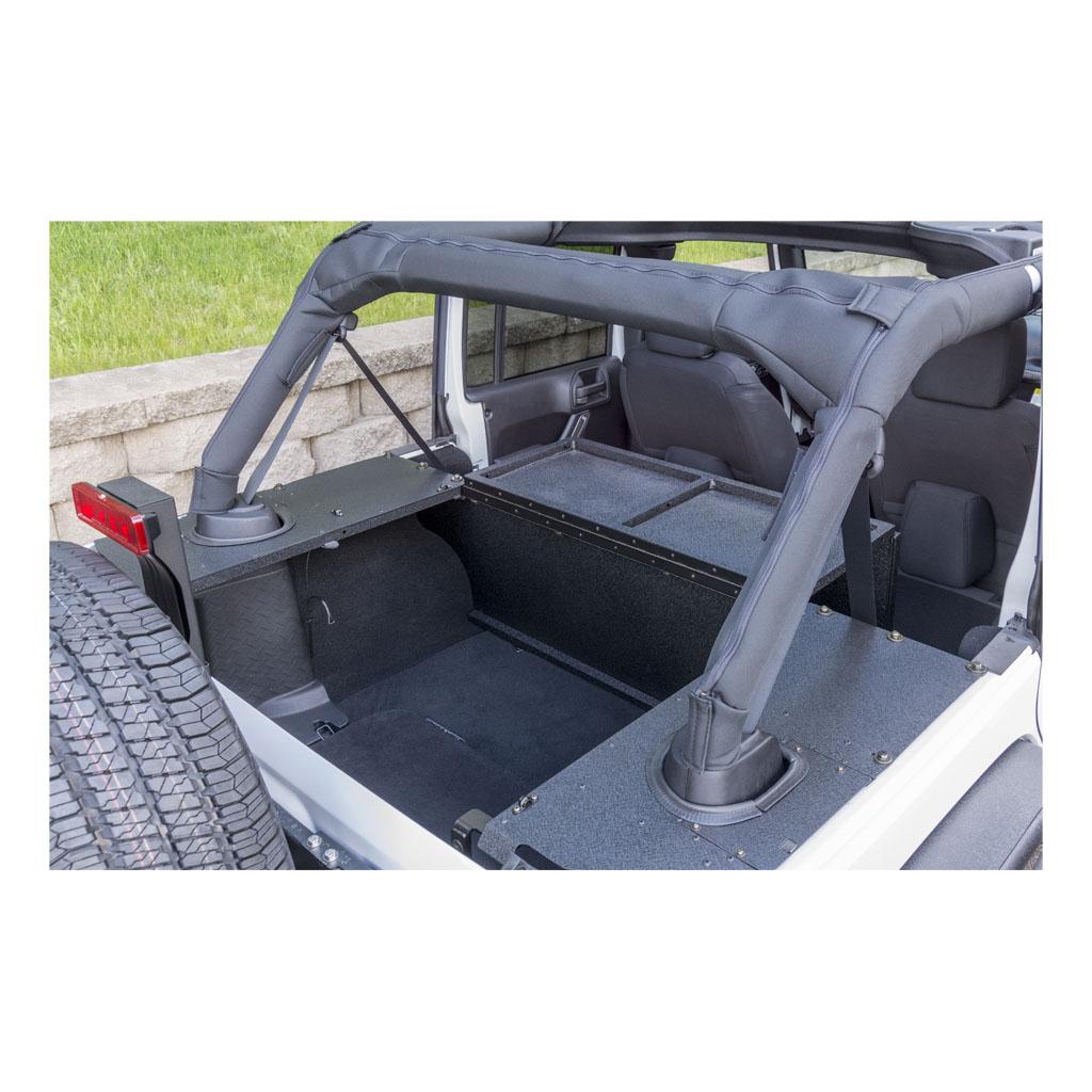 ARIES Automotive | Jeep Security Cargo Lid