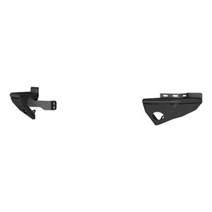 TrailChaser Jeep Front Bumper Corners