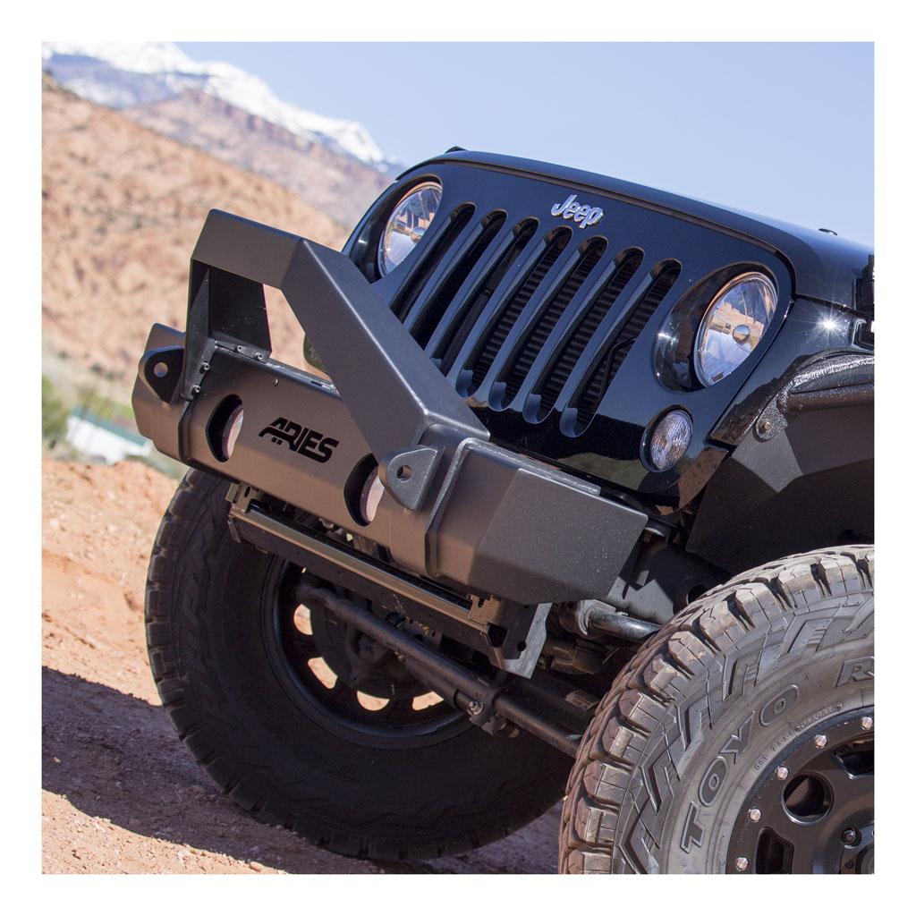 X Va on Jeep Jk Wrangler Horn Locations