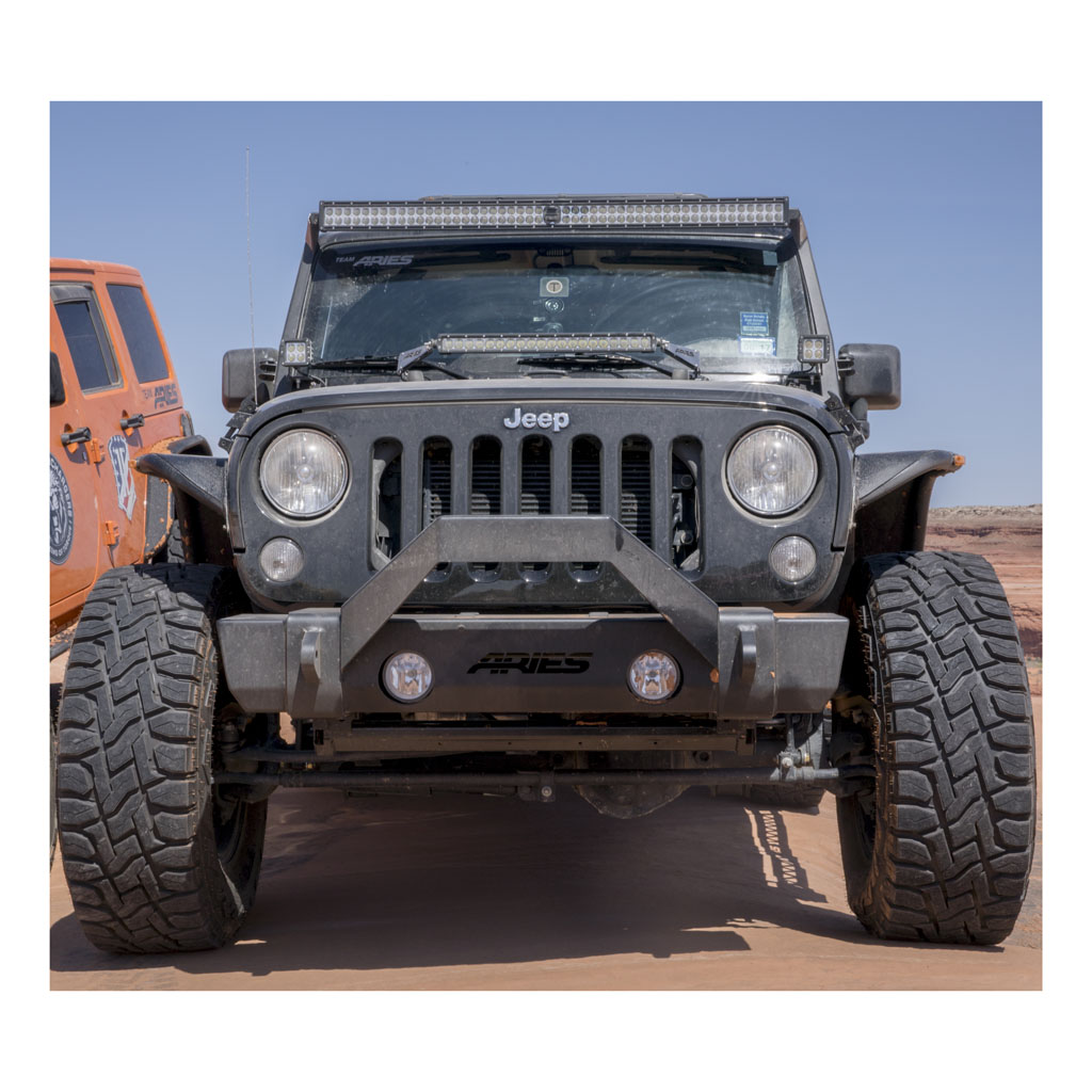 X Vc on Jeep Jk Wrangler Horn Locations