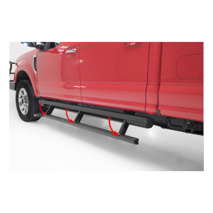 Image for ActionTrac Powered Running Boards (No Brackets)