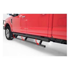 Image for ActionTrac Powered Running Boards