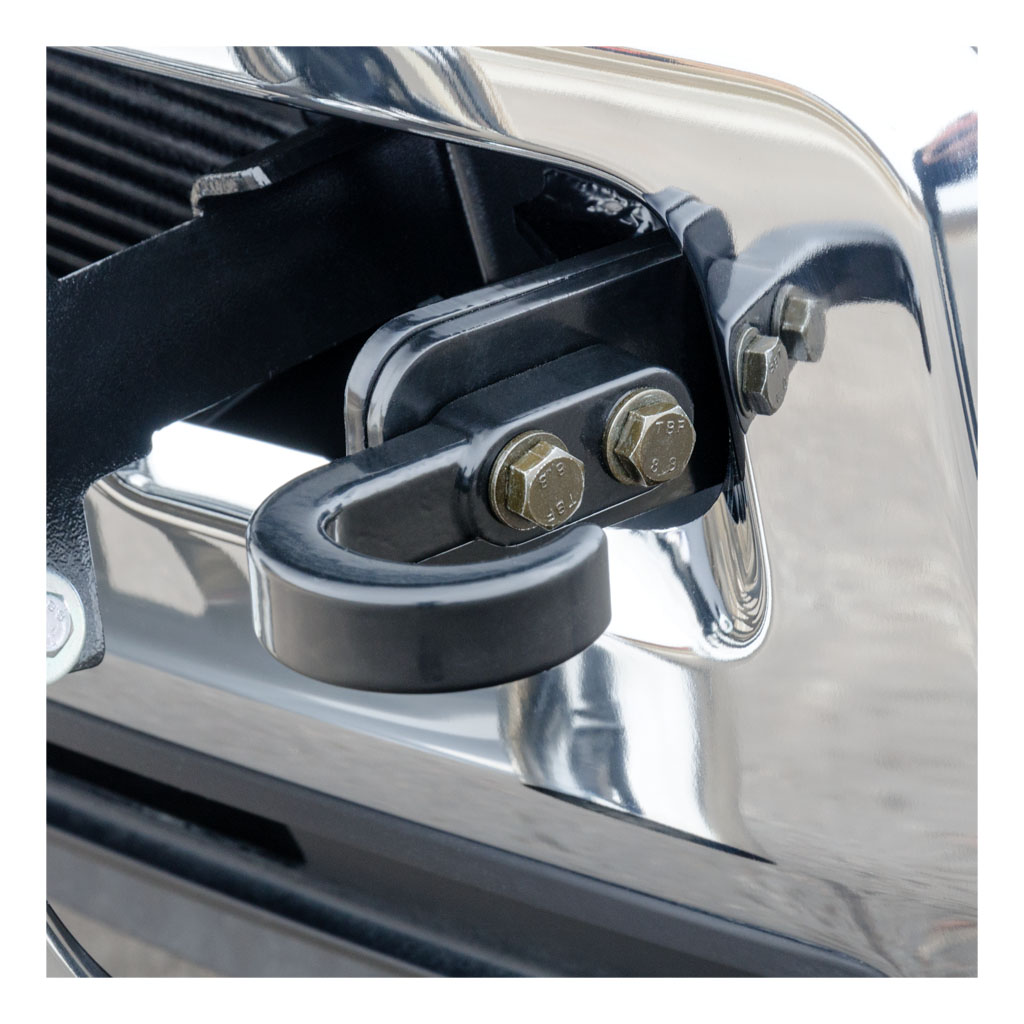 Aries Automotive Bull Bar Tow Hooks For Ram Trucks