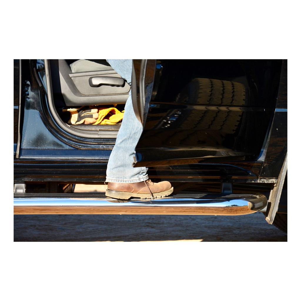 Luverne Truck Equipment Megastep 6 1 2 Quot Running Boards