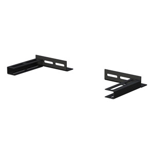 Image for Cab Guard Headache Rack Bracket Kit