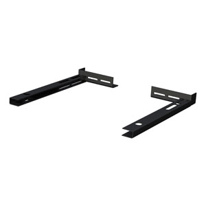 Image for Cab Guard Headache Rack Tool Box Bracket Kit