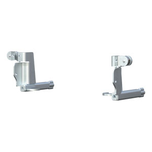 Image for MagLatch Grille Guard Mounting Brackets