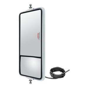 Image for Angle-Back Dual-Vision Heated West Coast Mirror Head
