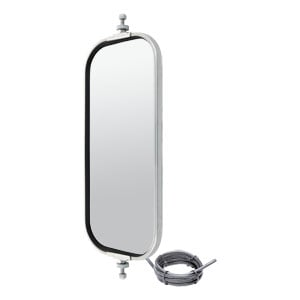 Image for Pyramid-Back Heated West Coast Mirror Head with Isuzu Plug