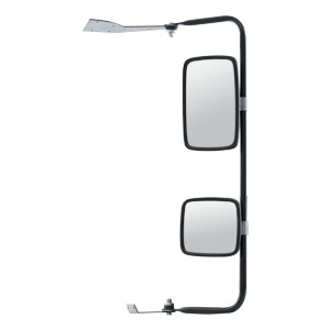 Image for Custom Step Van Mirror Assembly Set