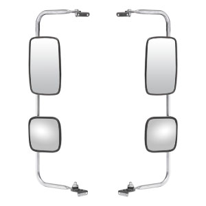 Image for Universal Step Van Mirror Assembly Set