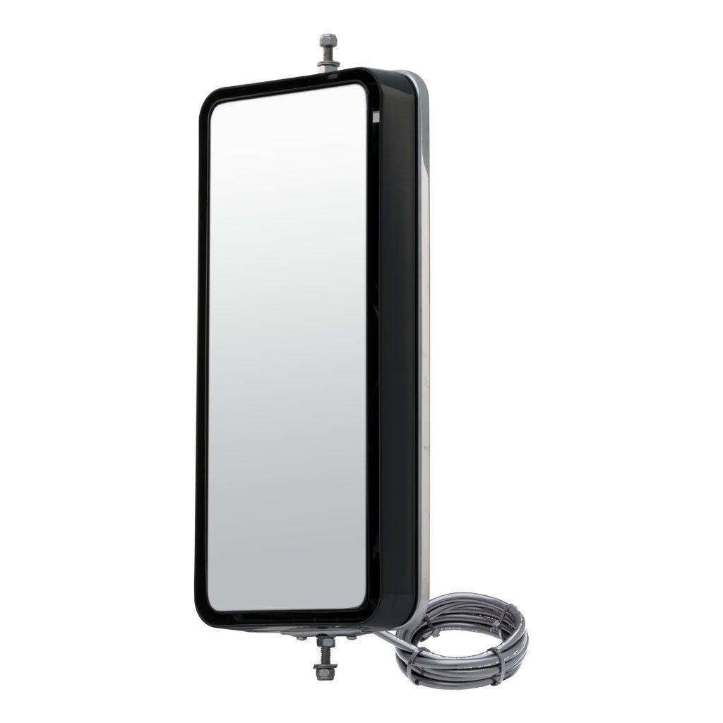 retrac | motorized heated & lighted west coast mirror head west coast heated mirror wiring diagrams  retrac mirrors