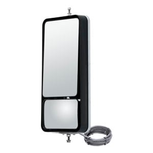 Image for Motorized Dual-Vision Heated & Lighted West Coast Mirror Head