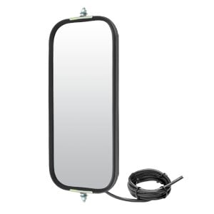 Image for Rib-Back Heated West Coast Mirror Head