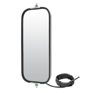 Image for Bubble-Back Heated West Coast Mirror Head