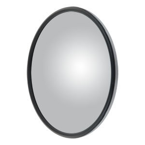 Image for Center-Mount Convex Mirror Head with J-Bracket