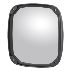 Image for Convex Aerodynamic Mirror Head