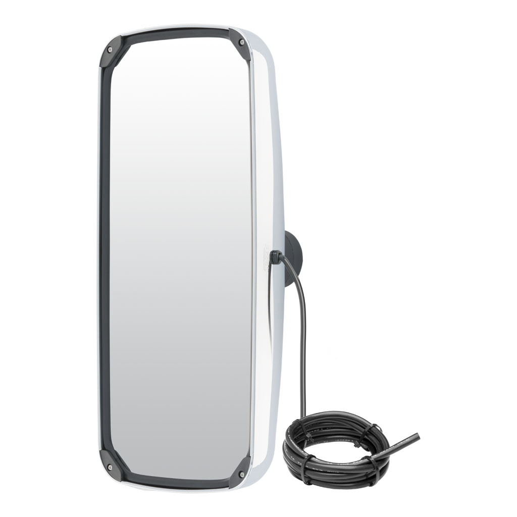 Retrac Heated Aerodynamic Mirror Head