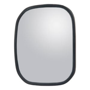 Image for Heated Convex Aerodynamic Mirror Head Replacement Glass