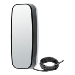 Image for Adjustable Heated & Lighted Aerodynamic Mirror Head