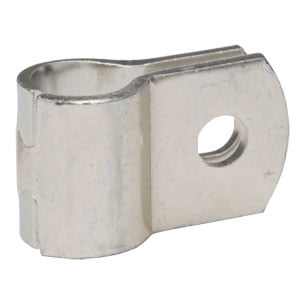 "Image for 3/4"" Stainless Dovetail Mirror Clamp (3/8"" Holes)"