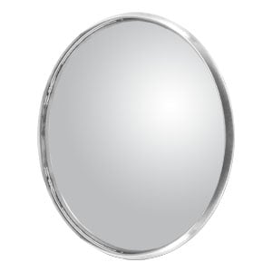 "Image for 3-3/4"" Aluminum Center-Mount Convex Mirror Head"