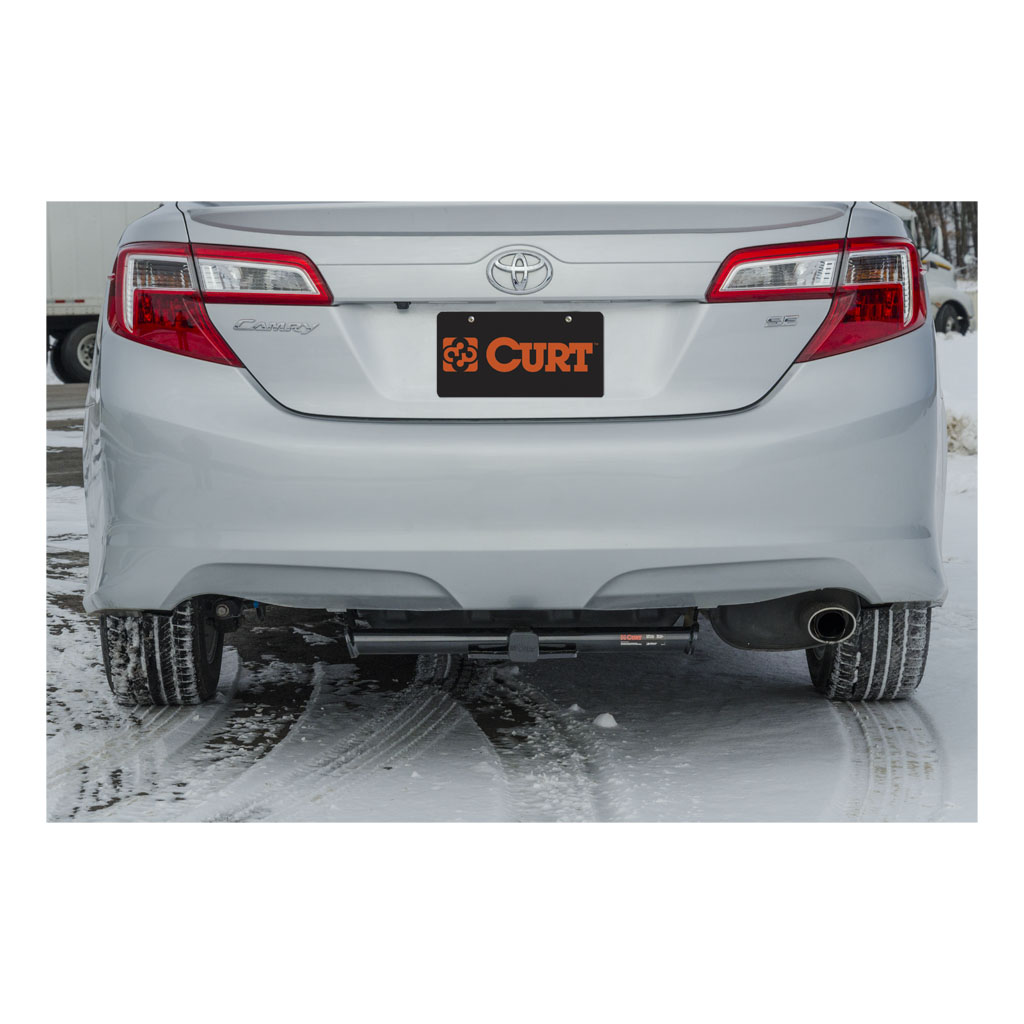 curt class 2 trailer hitch wiring for 2012 2016 toyota camry ebay rh ebay com Toyota Camry Rear Diff 2012 Toyota Camry Towing Capacity