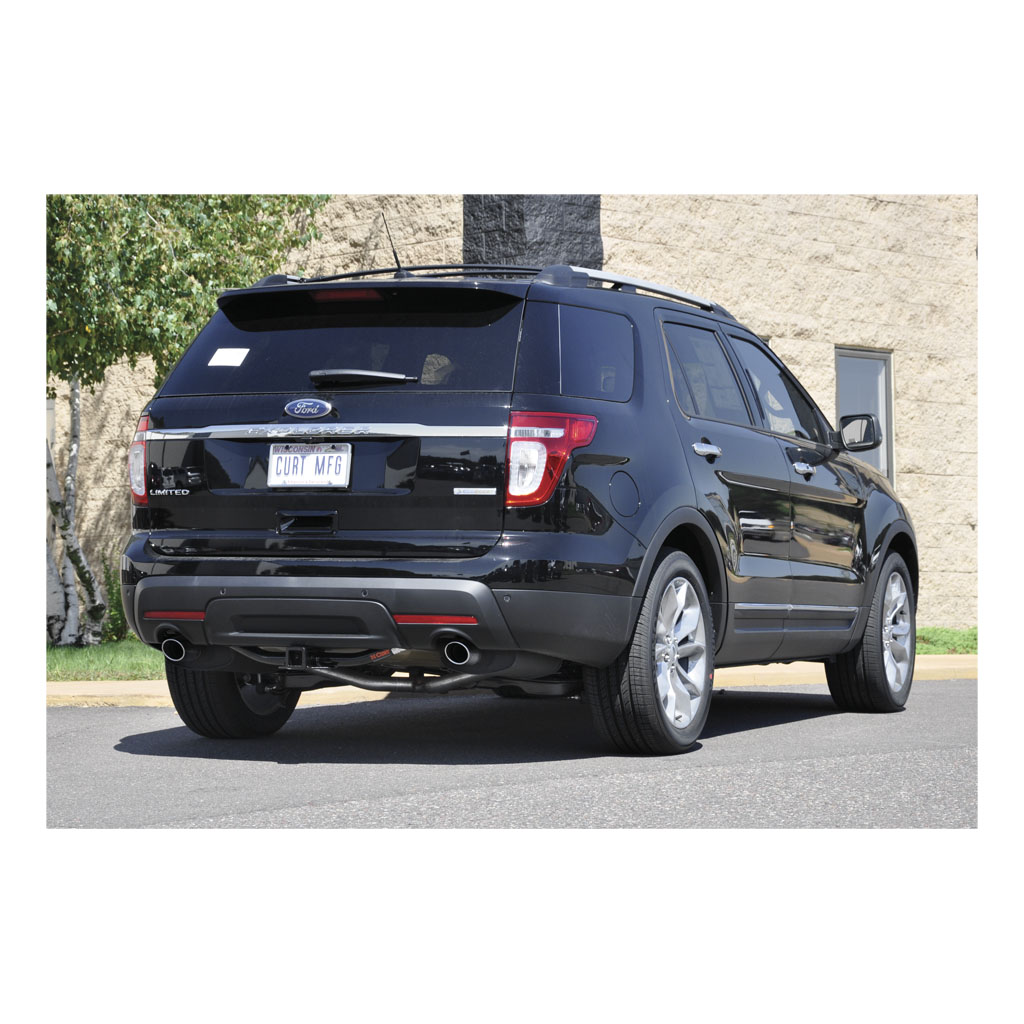 2016 Ford Explorer Towing Capacity >> CURT Manufacturing - CURT Class 3 Trailer Hitch #13100