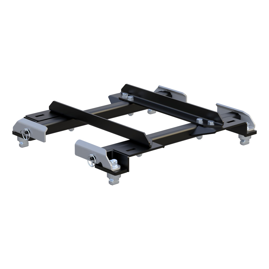 Curt Fifth Wheel Hitch >> CURT Manufacturing - CURT OEM Puck System 5th Wheel Roller