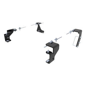 CURT Custom Fifth Wheel Rail Install Kit #16421