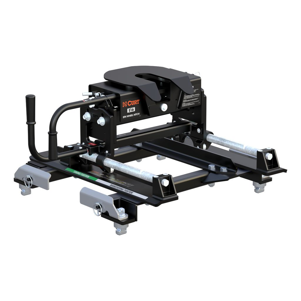 Curt Manufacturing Curt E16 5th Wheel Hitch With Roller