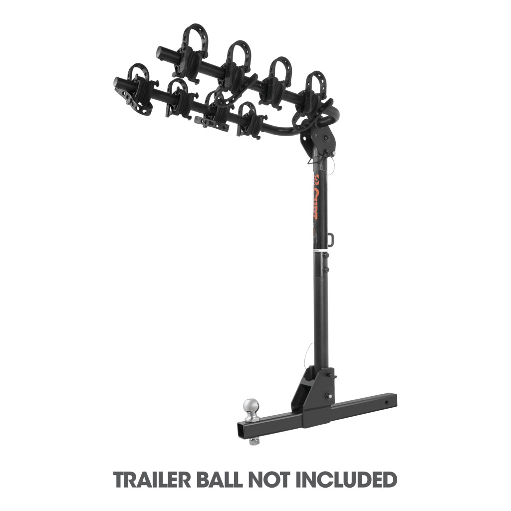 Curt Manufacturing Curt Towable Extendable Hitch Mounted Bike