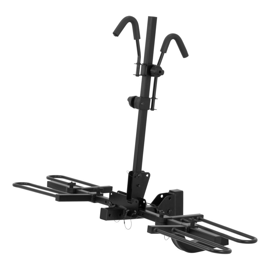 Curt Manufacturing Curt Tray Style Hitch Mounted Bike