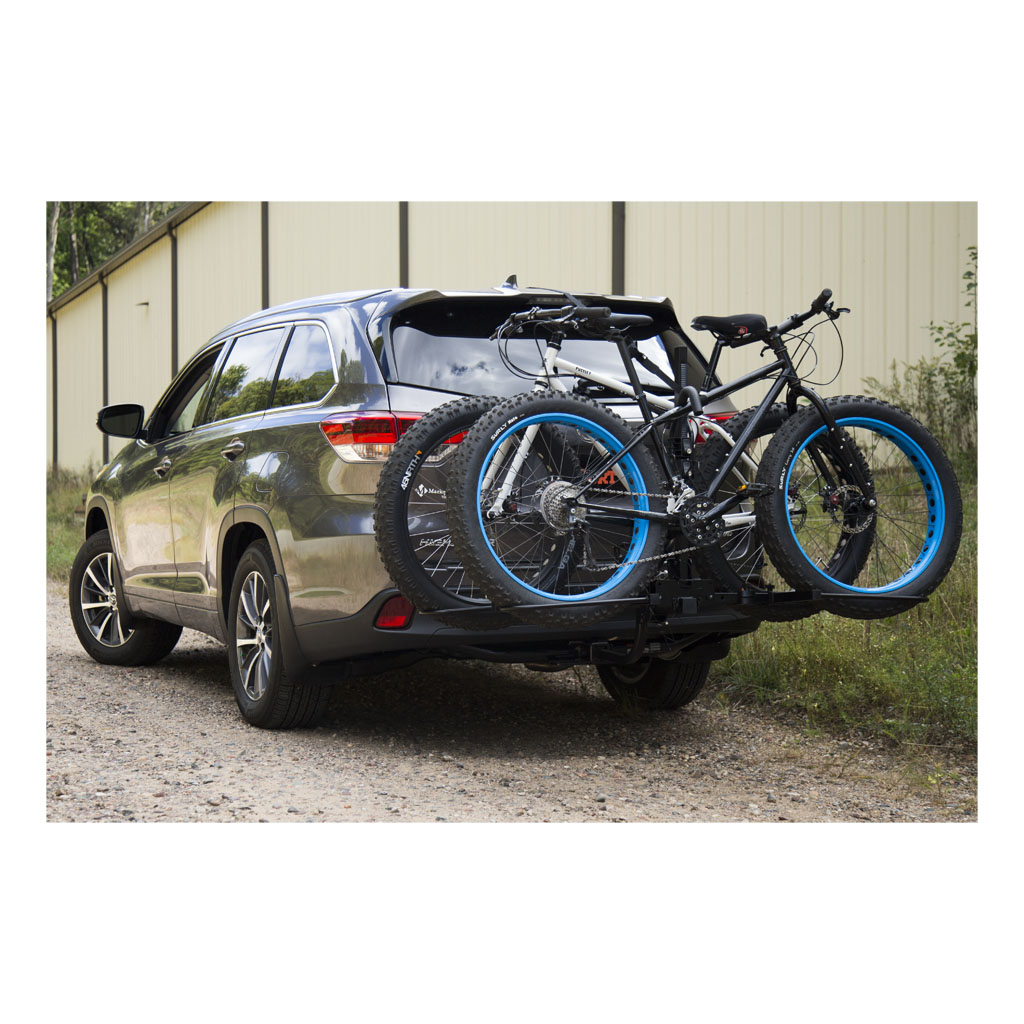 Curt Manufacturing Curt Tray Style Bike Rack Cradles For