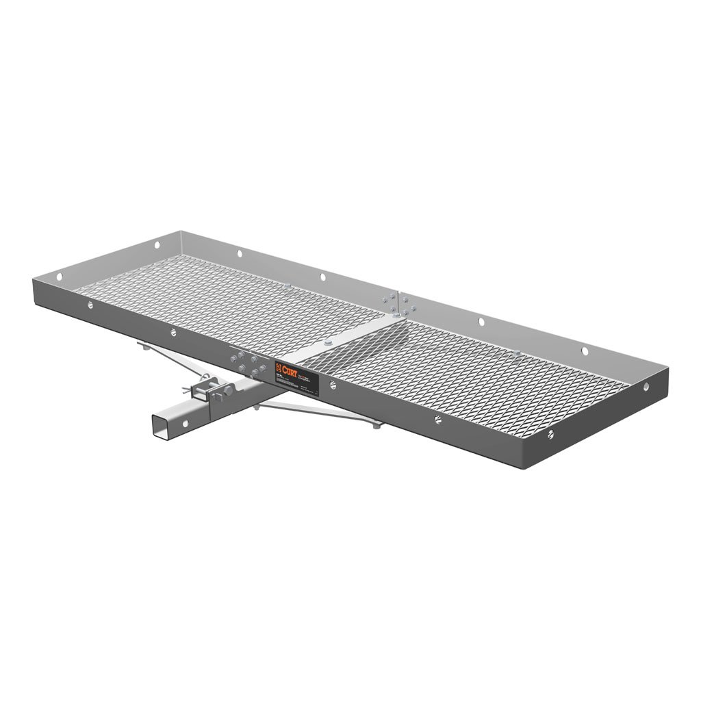 Curt Manufacturing Curt Tray Style Cargo Carrier 18100