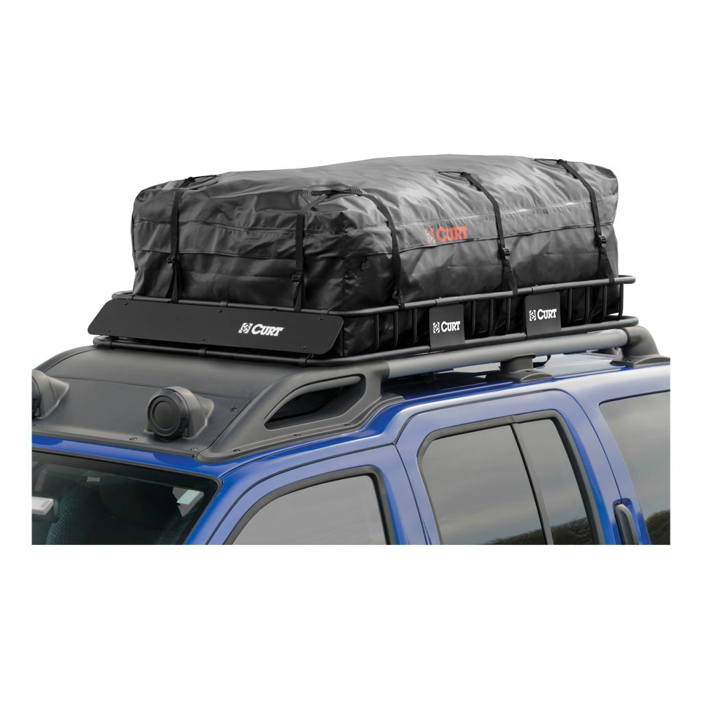 Curt Manufacturing Curt Extended Roof Rack Cargo Bag 18221