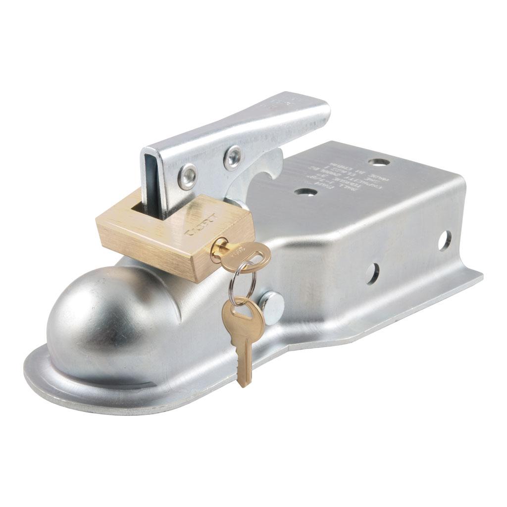 Coupler Latch Pin : Curt manufacturing coupler lock