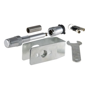 CURT Anti-Rattle Kit w/ Lock #23590