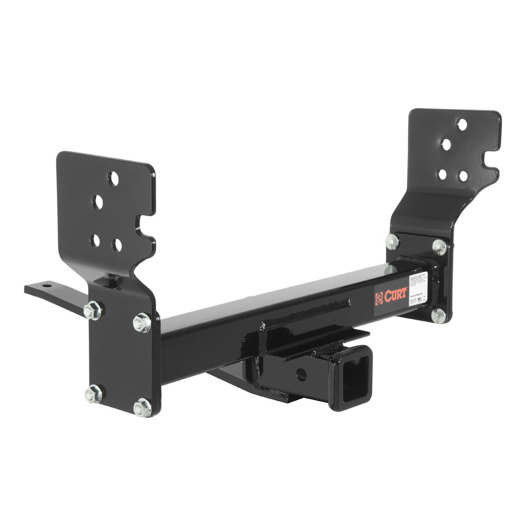 Trailer Hitch And Clips : Curt manufacturing front mount hitch