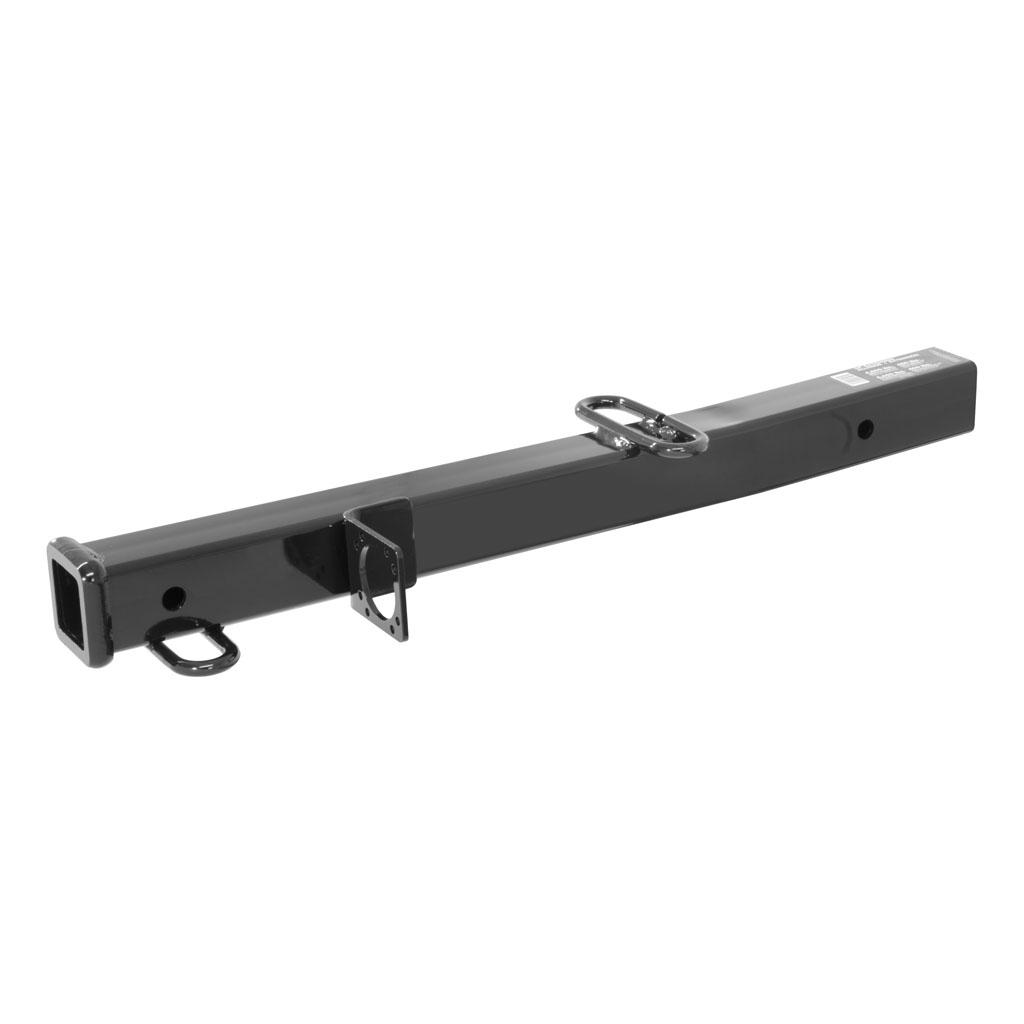 Curt manufacturing receiver hitch adapter
