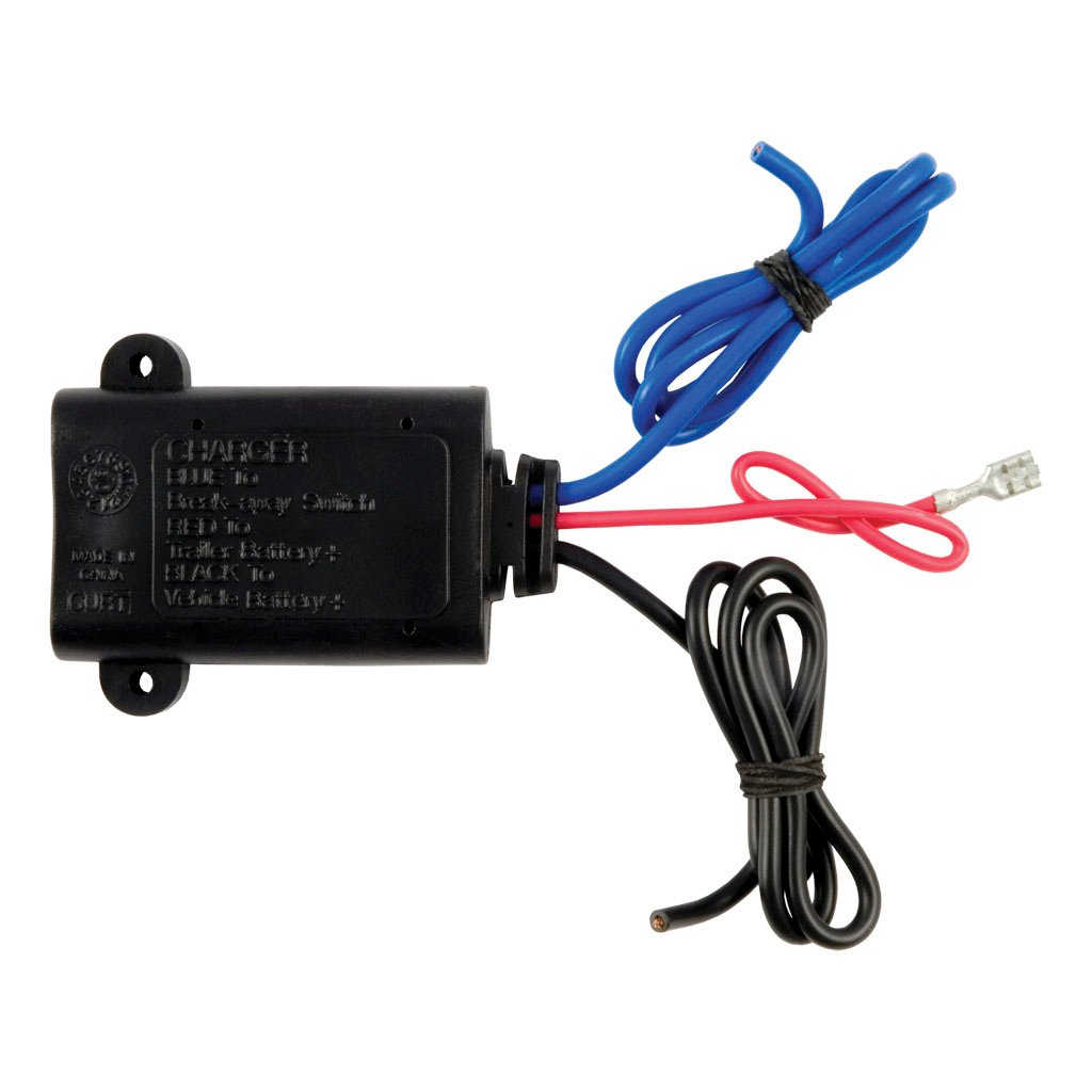 Curt Manufacturing Curt Battery Charger 52025