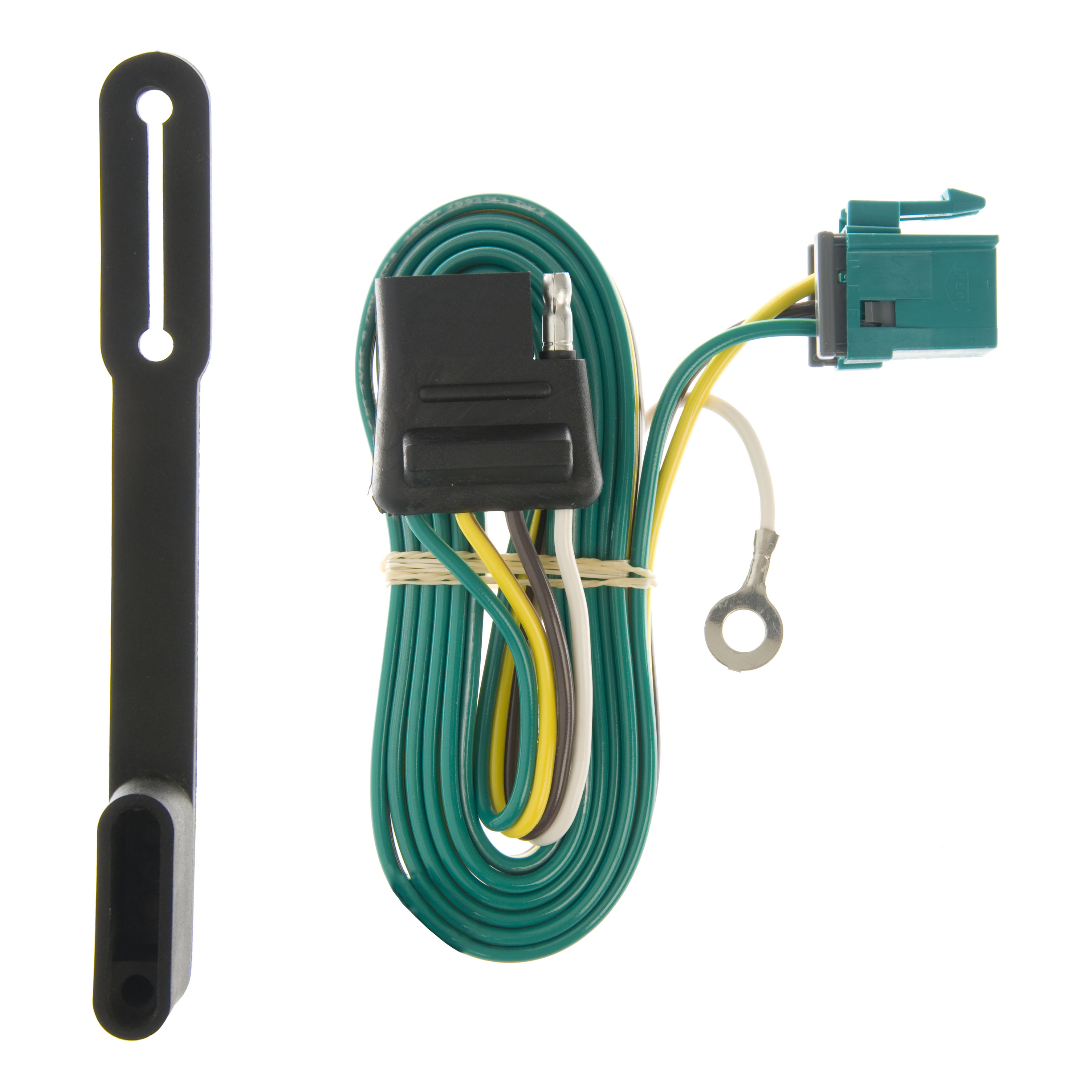 Trailer Connector Kit Custom Wiring Curt Manufacturing Stock Photo Picture 1 Of 2