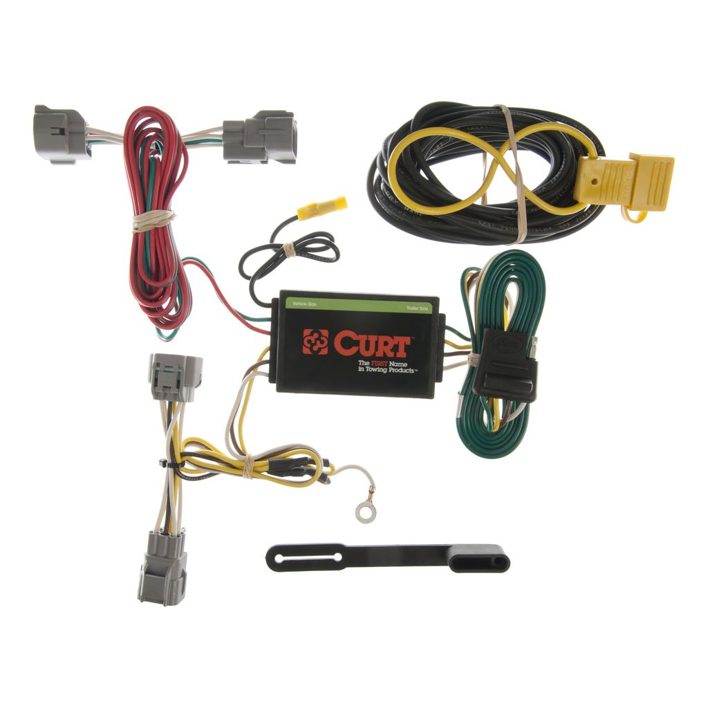 custom wiring harness curt manufacturing - curt custom wiring harness #55349