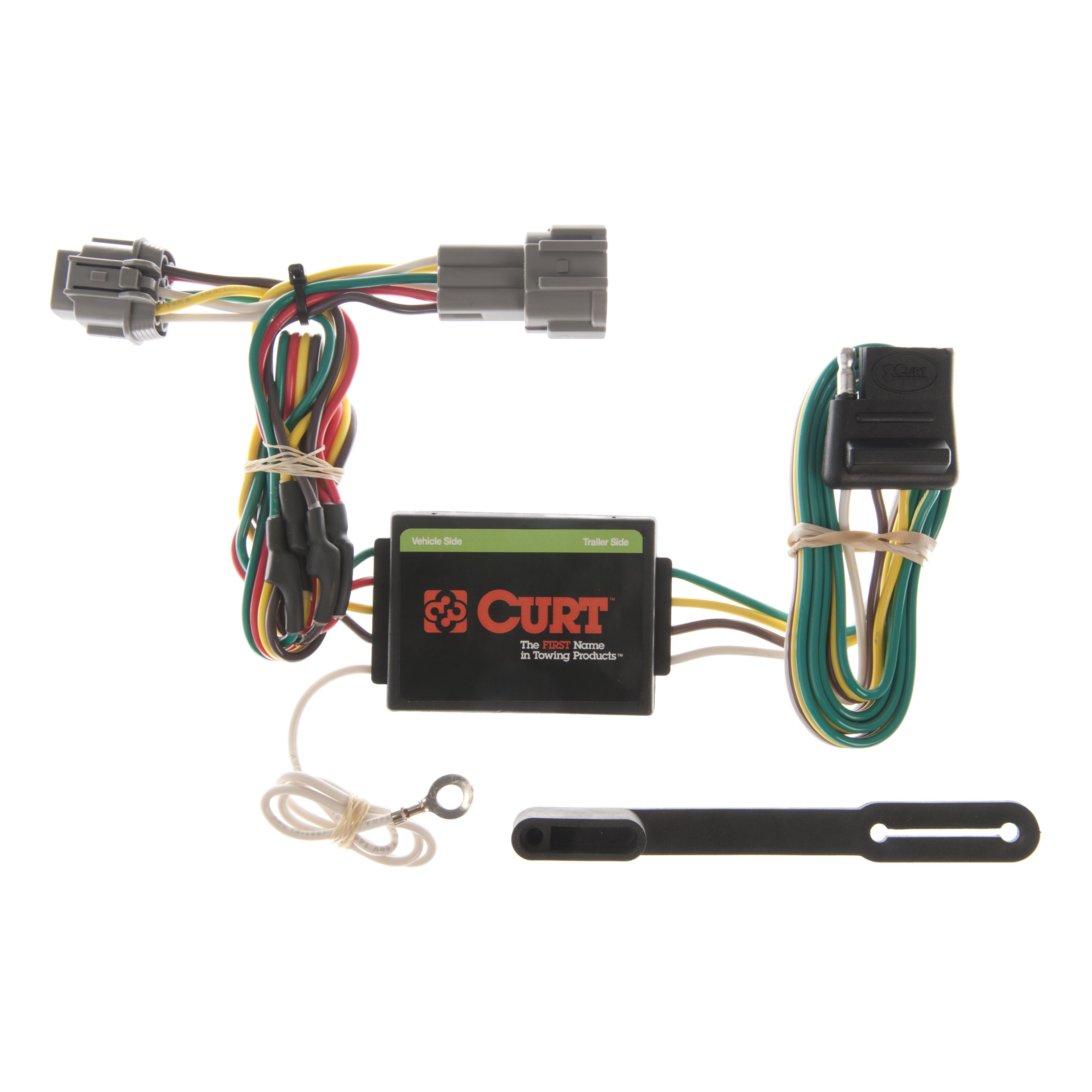 CURT 55362 Vehicle-to-Trailer Wiring for Mercury Villager, Nissan Frontier  Quest