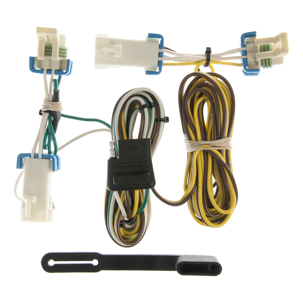 Custom Wiring Harness Manual Guide Diagram Manufacturer Curt Manufacturing 55383 For Cars Kits