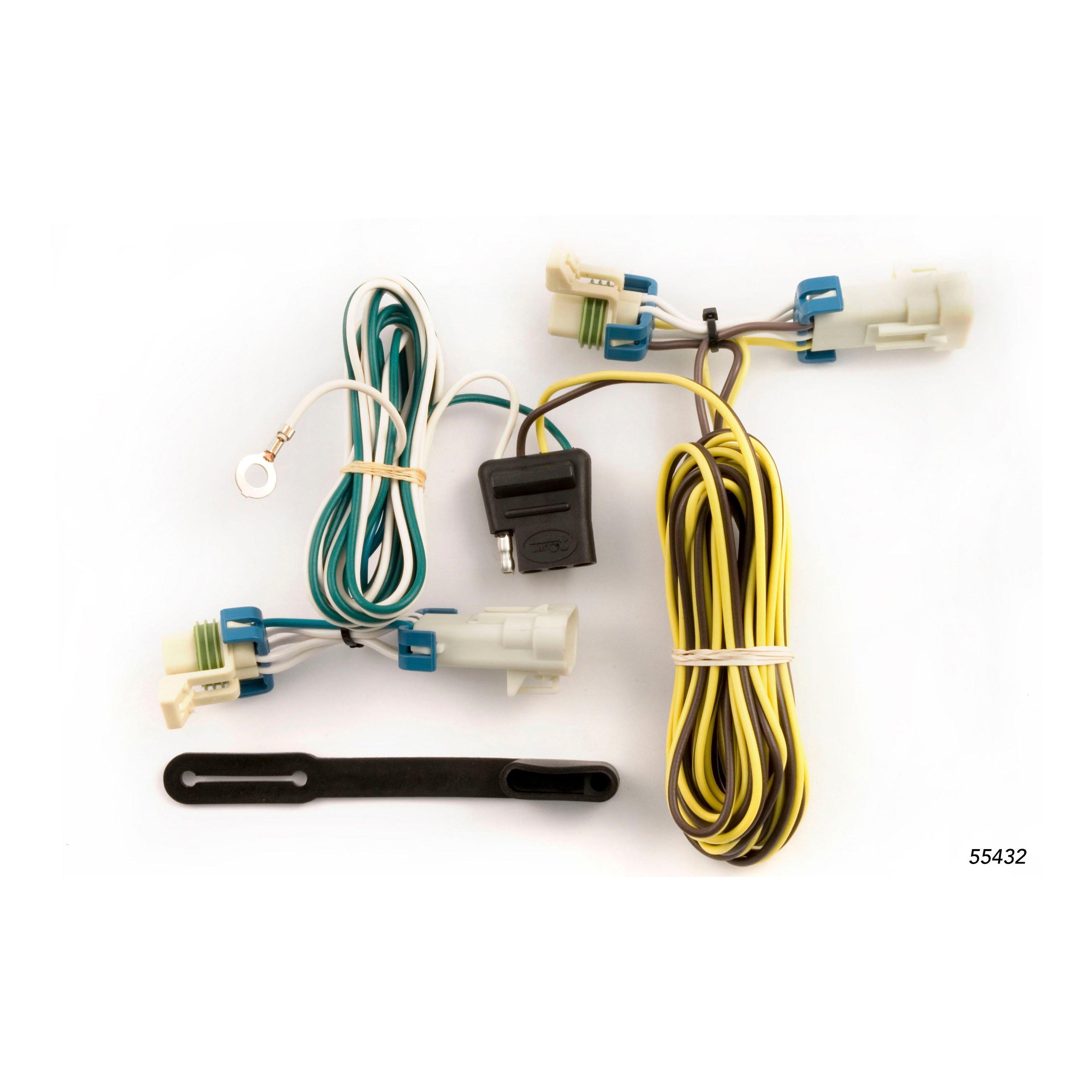 Curt Class 1 Trailer Hitch Wiring For Chevrolet Cobalt Hhr 2009 Lt Radio Harness Amp