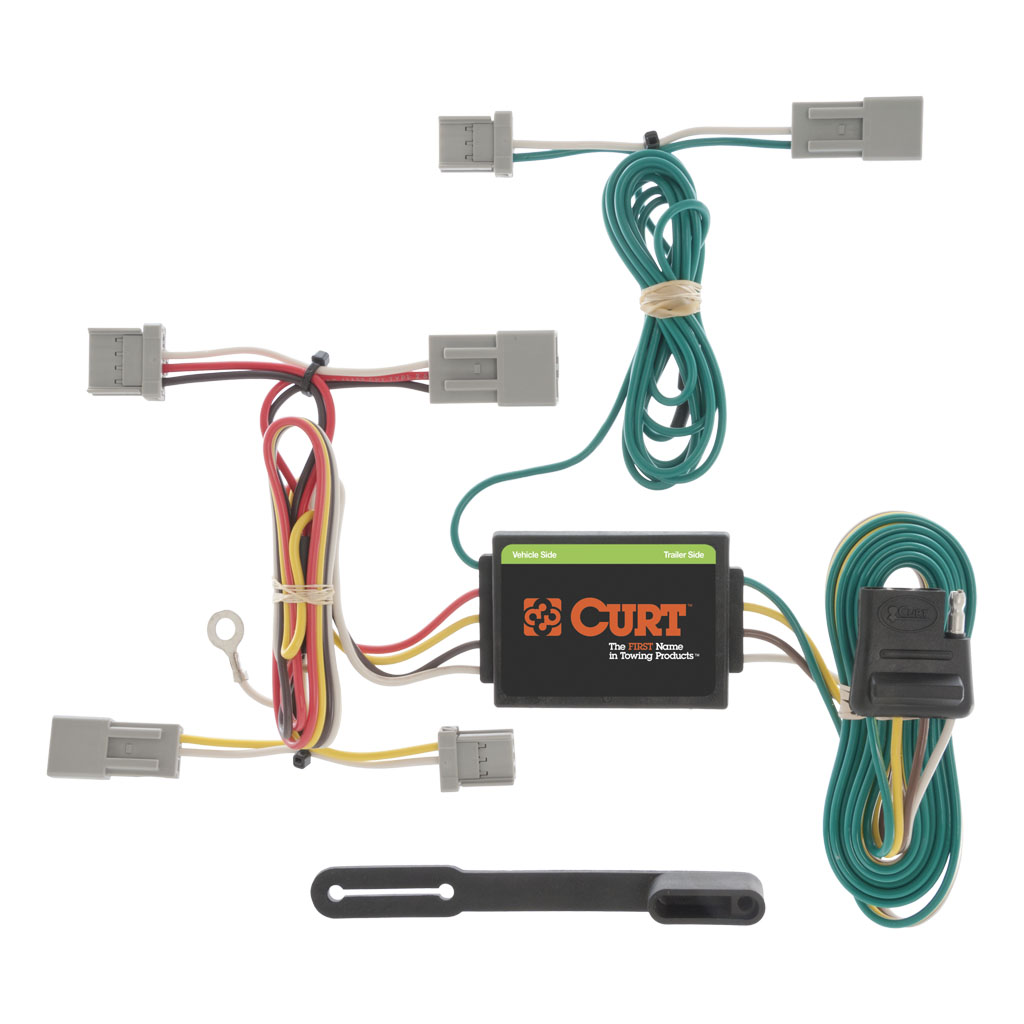 CURT-Class-3-Trailer-Hitch-Tow-Package-with-  sc 1 st  eBay : wiring harness for trailer hitch - yogabreezes.com