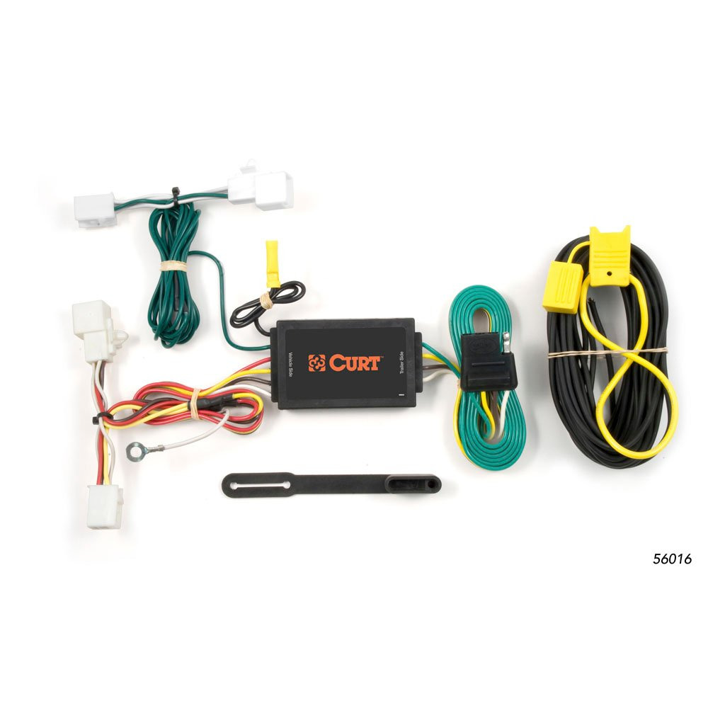 curt manufacturing curt custom wiring harness 56016