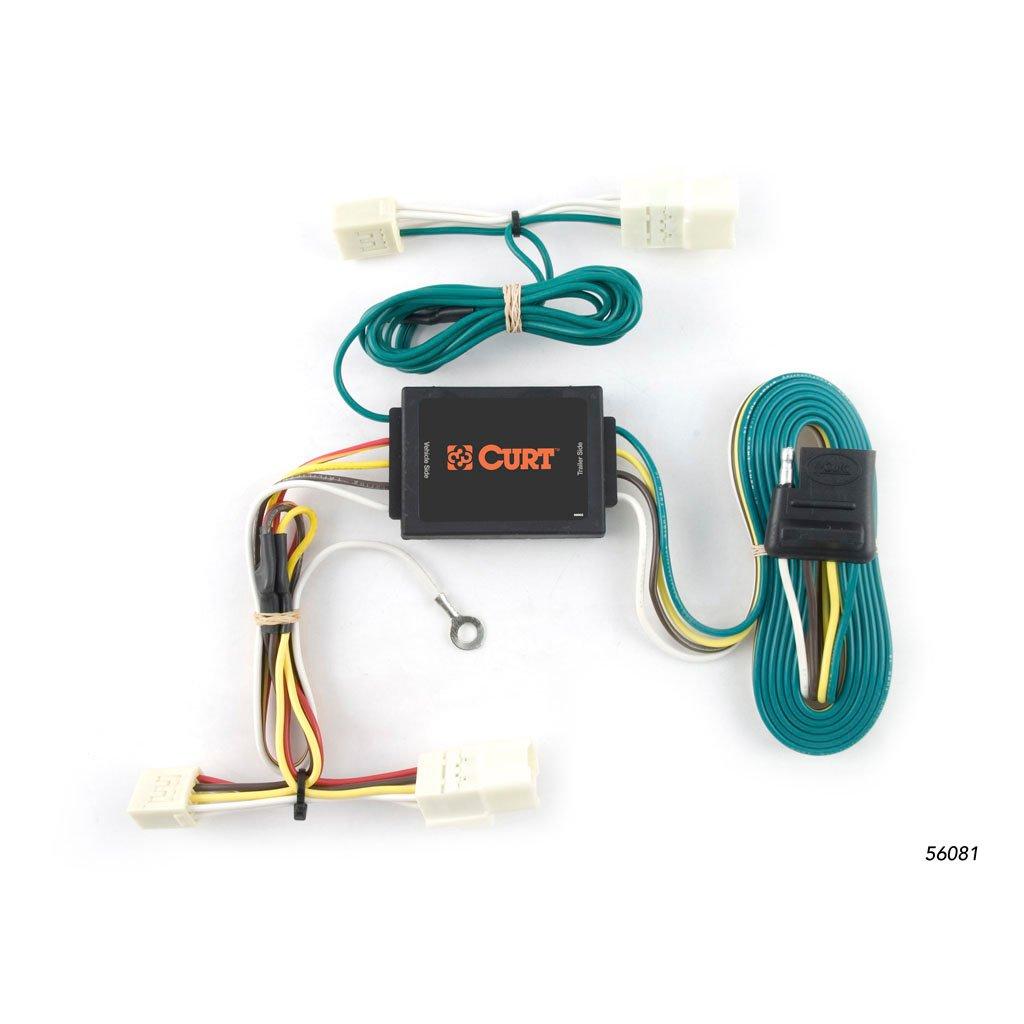 curt manufacturing curt custom wiring harness 56081 part 56081 a